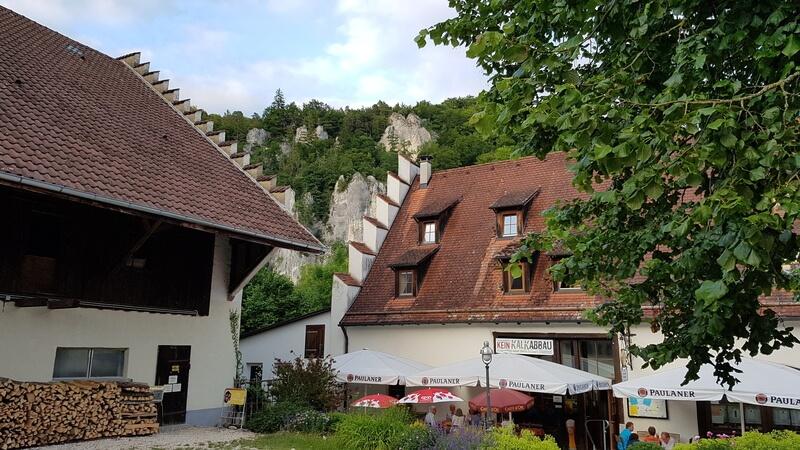 Käppeler Hof Restaurant Beuron Donautal